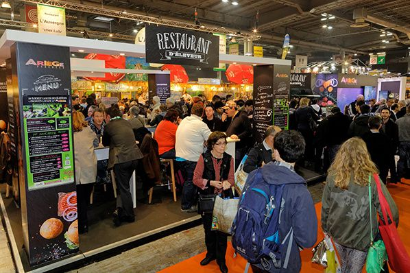 Photo © Hélène Dagues - Stand Ariège SIA 2016-  Photo CD09