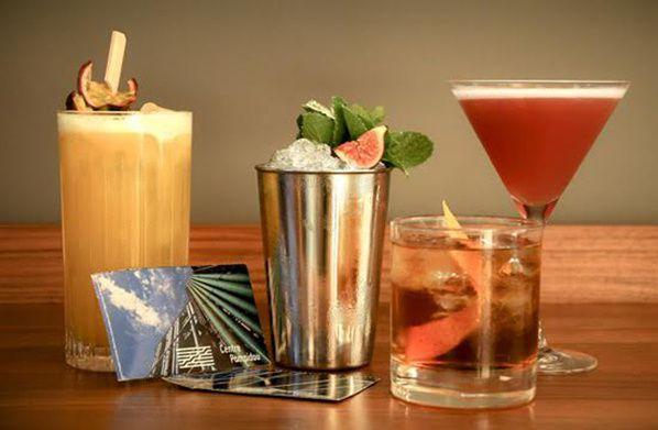 Art et saveurs au bar de l'hôtel Jules & Jim