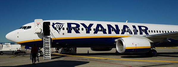 89% OF RYANAIR FLIGHTS ON-TIME IN OCTOBER