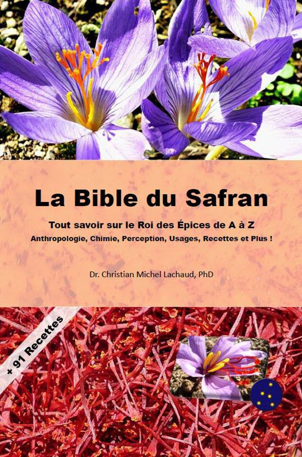 La Bible du Safran Christian Michel Lachaud