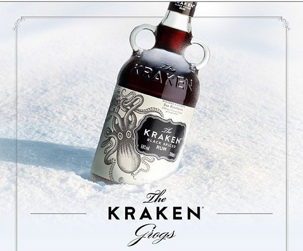 3 nouveaux grogs Kraken Rum credit photo © TheFrenchteur