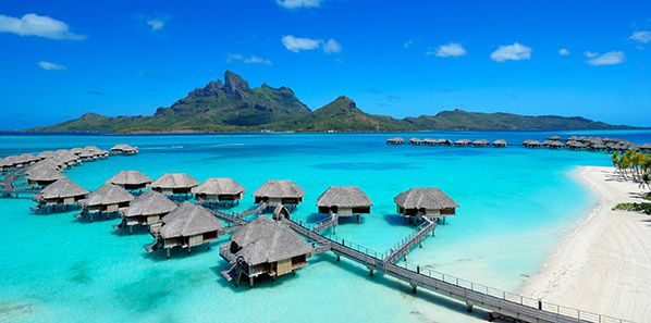 credit photo Four Seasons Resort Bora Bora