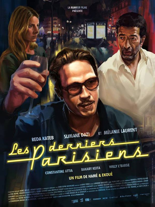Les Derniers Parisiens aujourd'hui au  cinéma