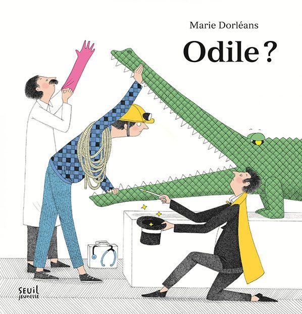 Odile ? Marie Dorléans Seuil Jeunesse