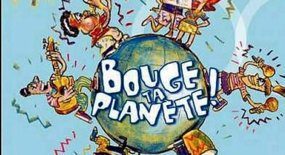 CCFD - BOUGE TA PLANETE