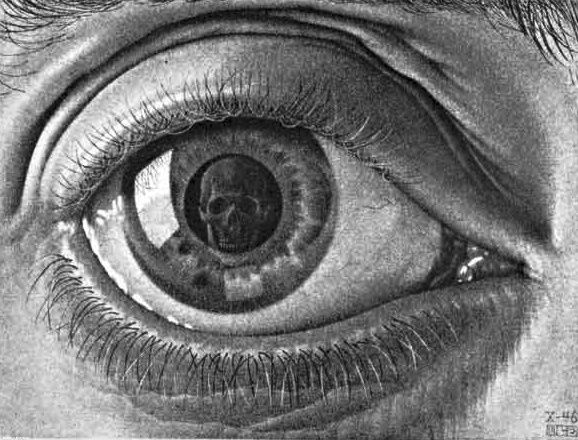 Maurits Cornelis Escher (1898-1972), Oeil VII