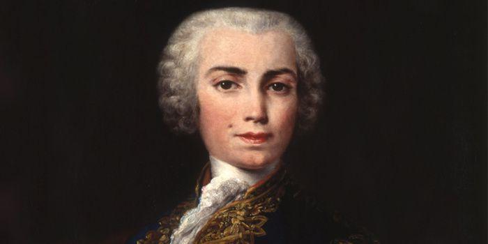 Jacopo Amigoni, (1682-1752) portrait de Carlo María Broschi, dit Farinelli