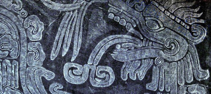 Quetzalcóatl, le dieu « serpent à plumes », l'une des principales divinités pan-mésoaméricaines