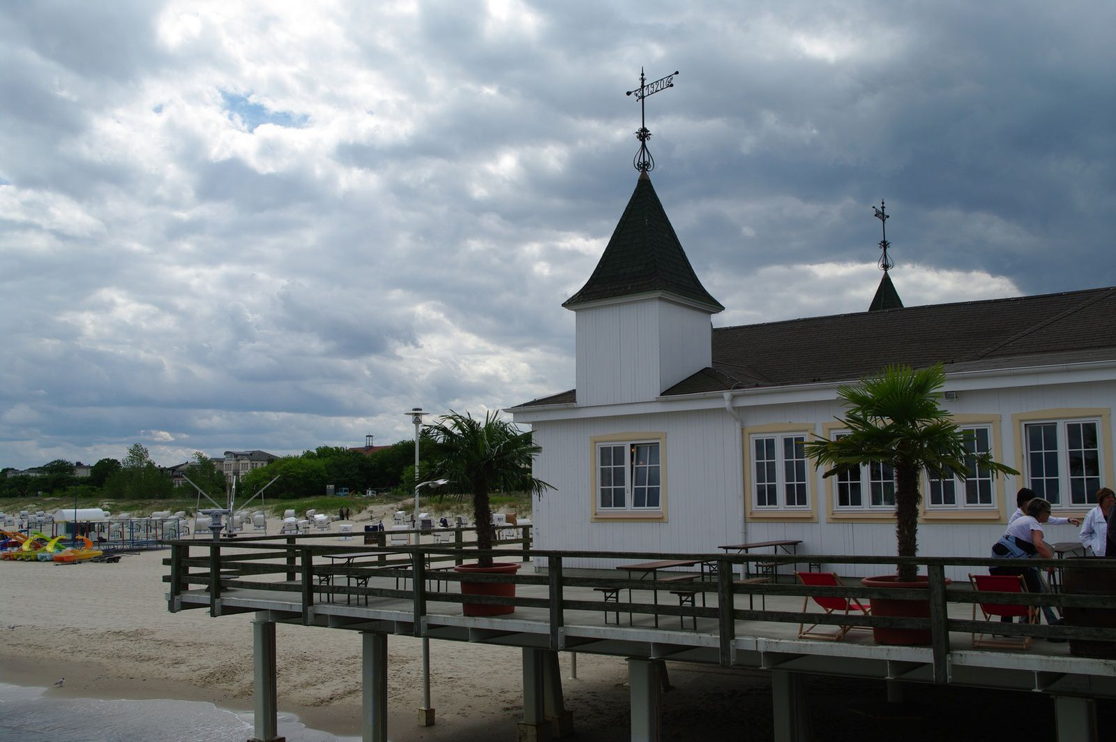 allemagne : ile d'usedom