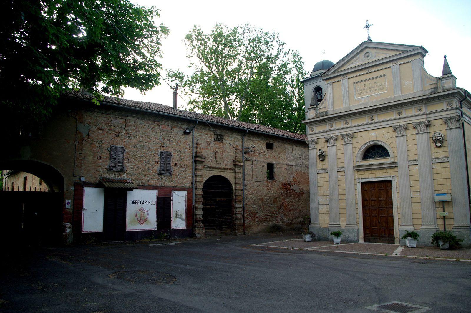 caserne Torre Garofoli