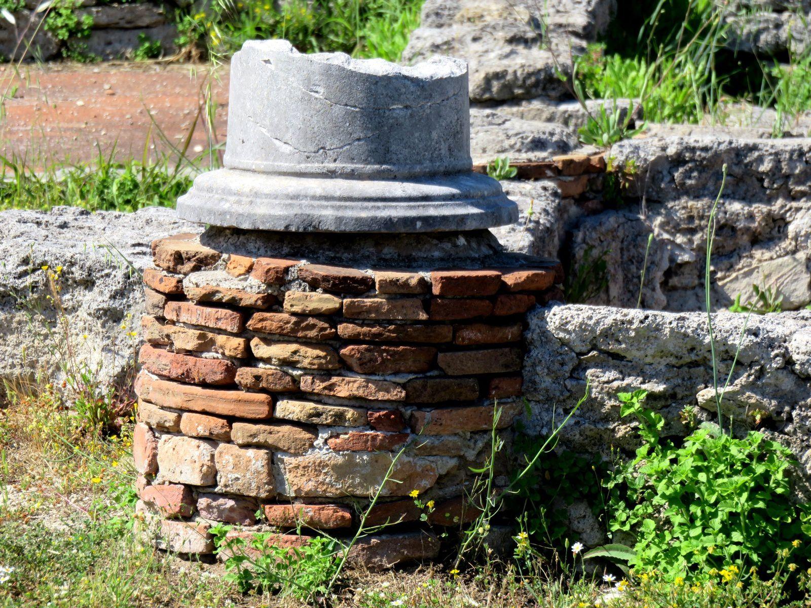 italie du sud : paestum