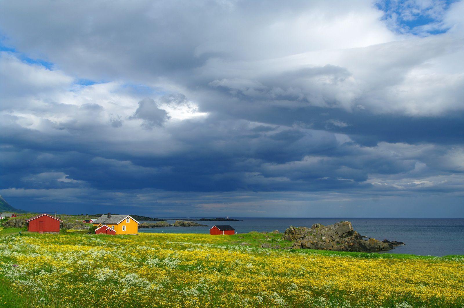 4.norvège : les iles lofoten