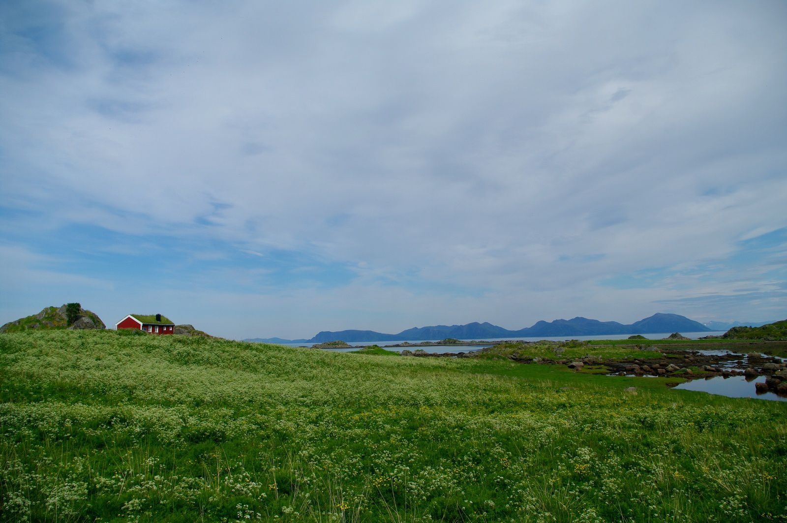 3.norvège : iles vesteralen