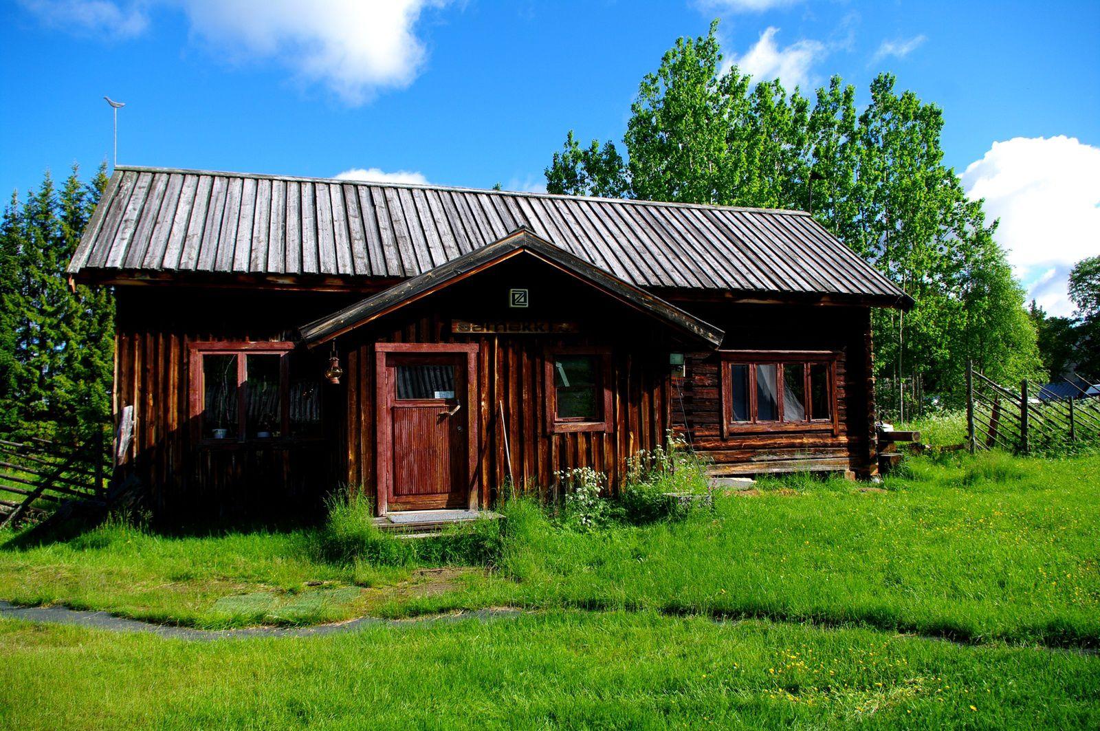 finlande: inari en laponie
