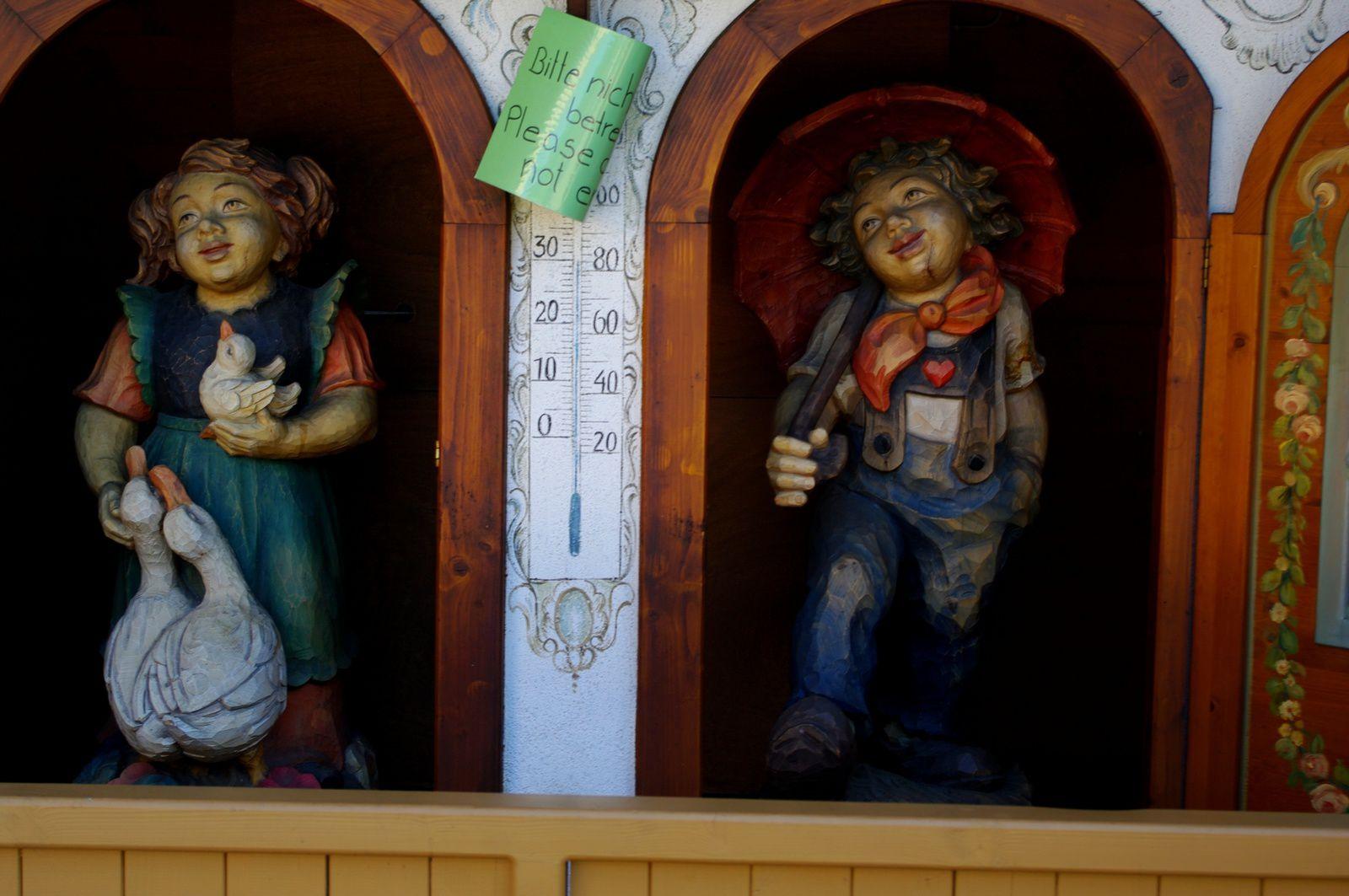retour de finlande: lûneburg , triberg et le lac titisee en allemagne