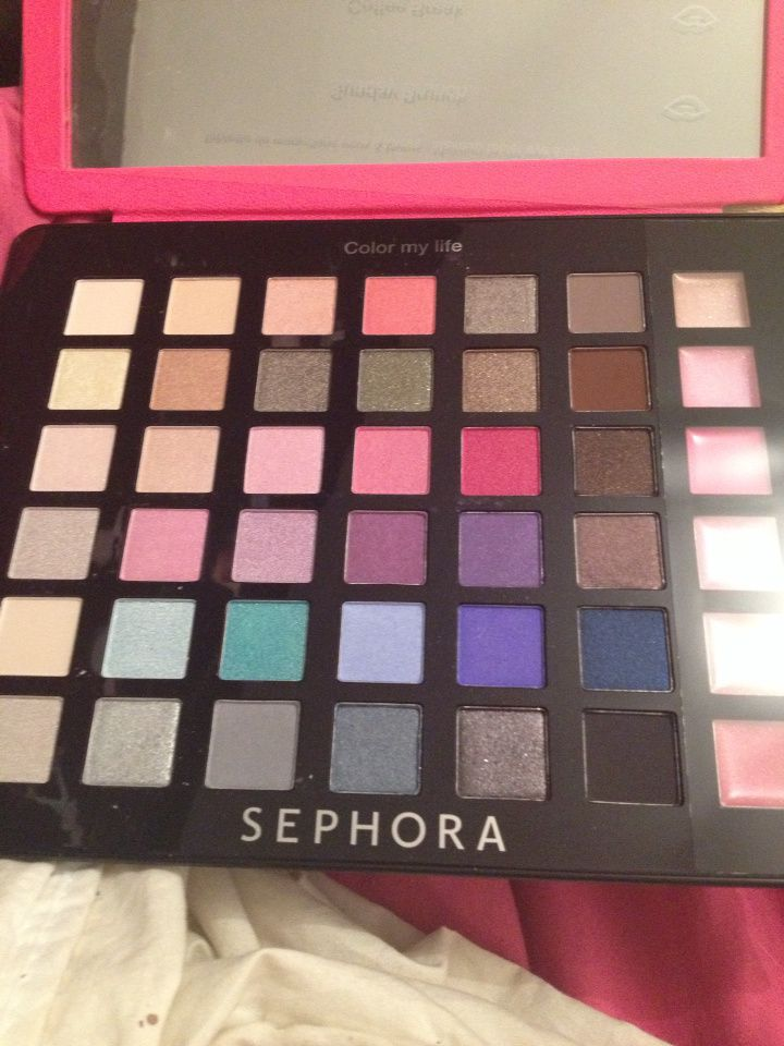 Tablette sephora