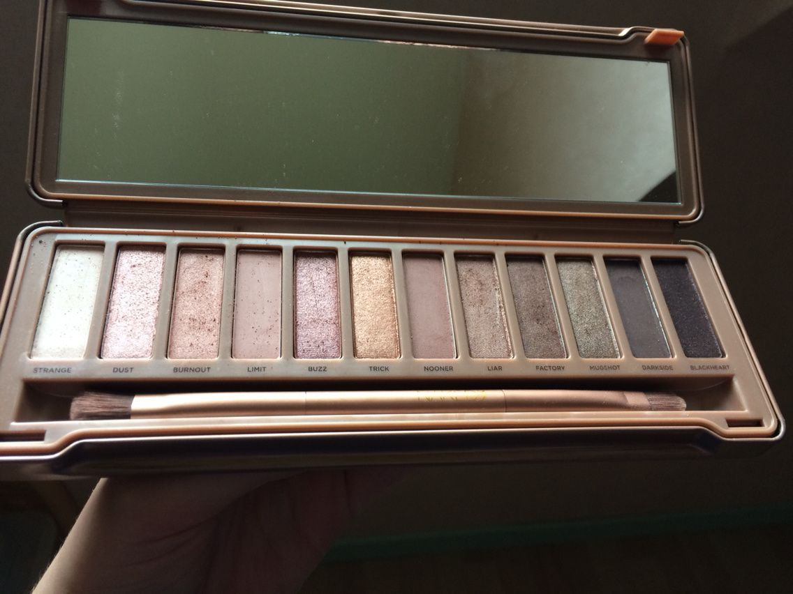 Naked 3 d'Urban Decay