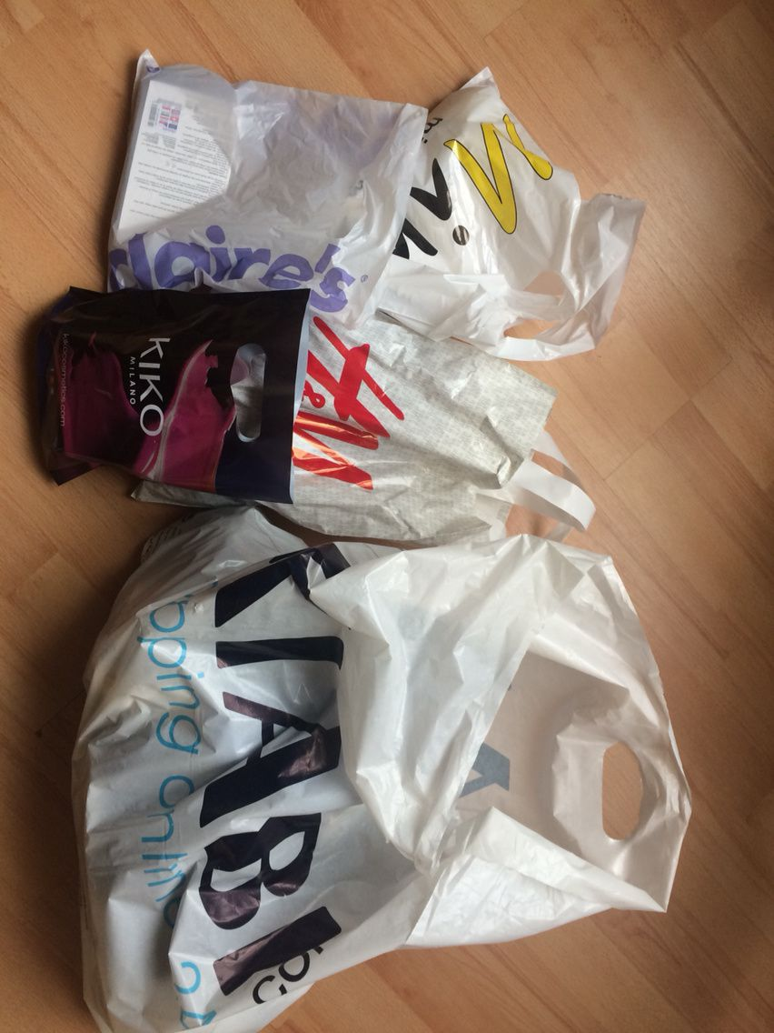 Haul shopping part 2