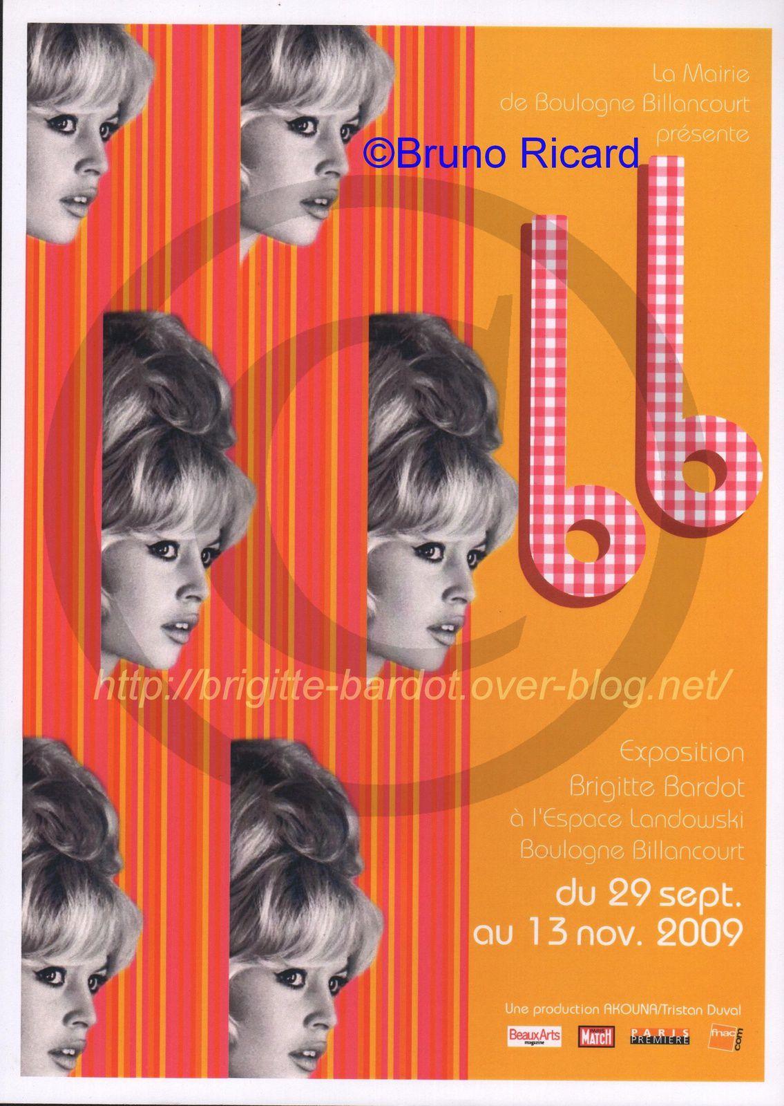 Brigitte Bardot...exposition