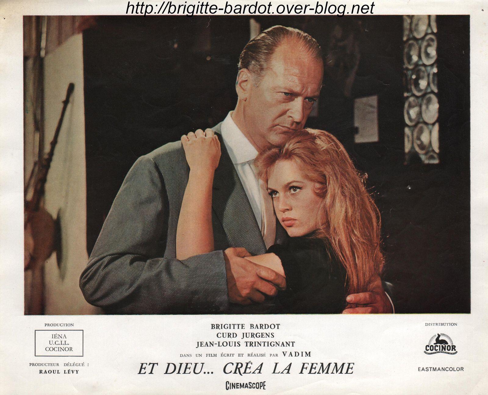 Brigitte Bardot Film culte...Et Dieu créa la femme...
