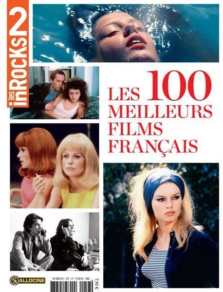 100 meilleurs films français HS Brigitte Bradot en couverture des inRocks