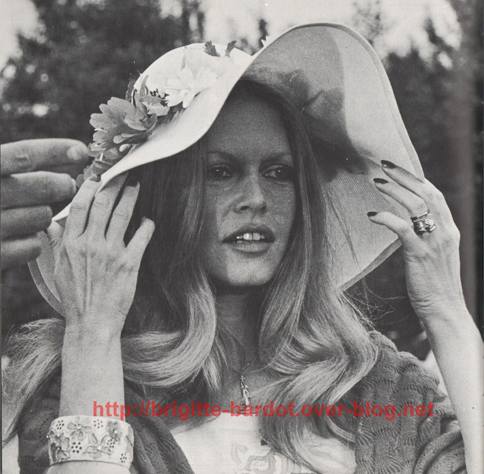 Photo de Brigitte Bardot...le must...