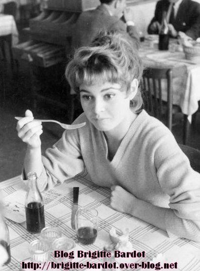 Brigitte Bardot...rares  photographies