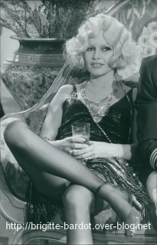 Brigitte Bardot en photos du pur bonheur...