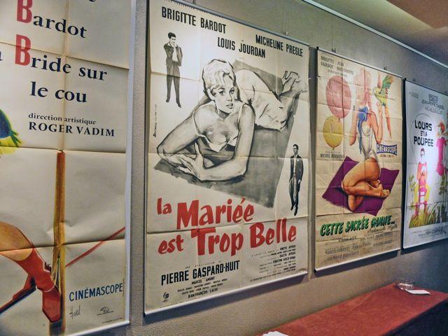 Brigitte Bardot &quot&#x3B;Best of BB&quot&#x3B; au château de la Messardière