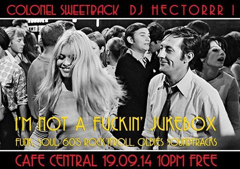 Brigitte Bardot : &quot&#x3B;Colonel Sweetback/Dj HECTORRR!&quot&#x3B;