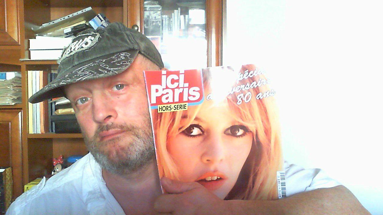 Hors série Ici Paris...