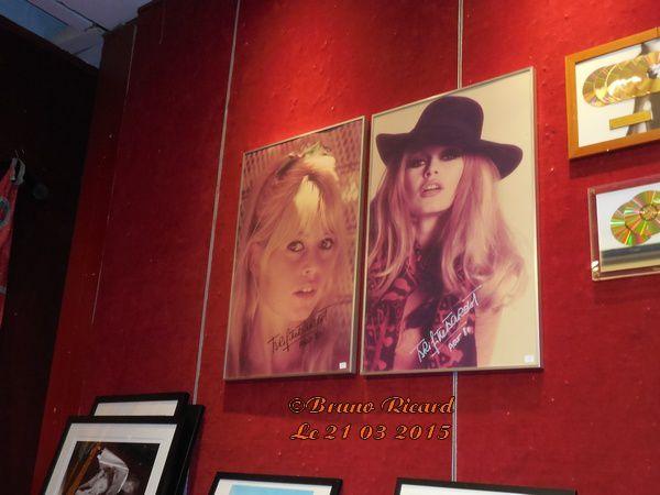 Brigitte Bardot  : Ventes aux enchères...