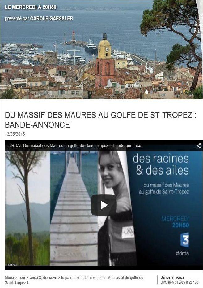 Brigitte Bardot demain dans l'émission &quot&#x3B;Des racines et des ailes&quot&#x3B; sur France 3