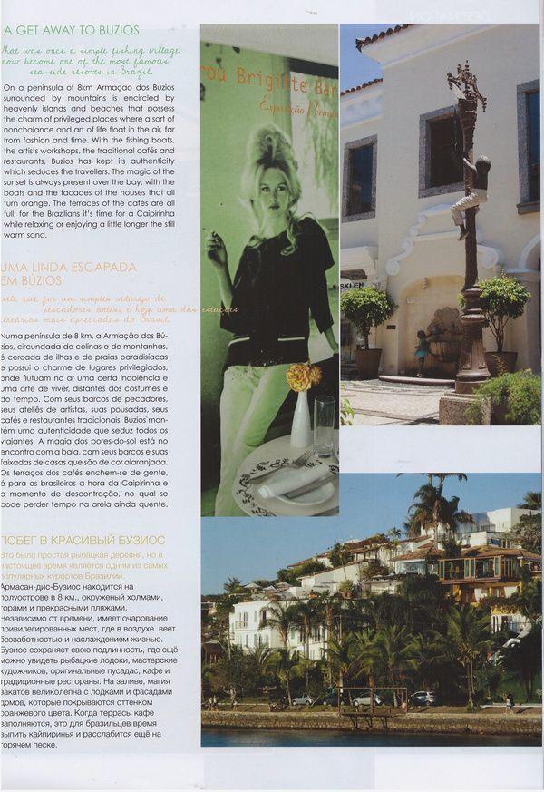 Brigitte Bardot magazine &quot&#x3B;Vivre Saint-Tropez&quot&#x3B; n°14 de juin 2015