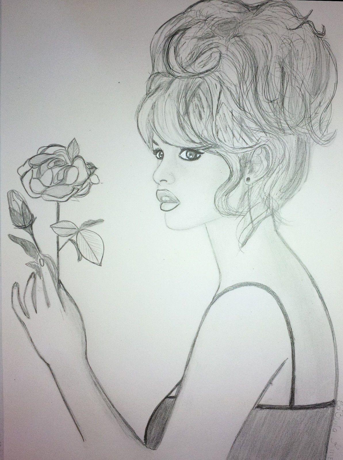 Brigitte Bardot par Sabrina LAUREL...