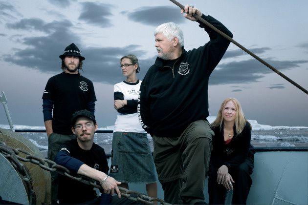 Sea Shepherd LES JUSTICIERS DES MERS ce soir à 20h45 sur RMC découverte