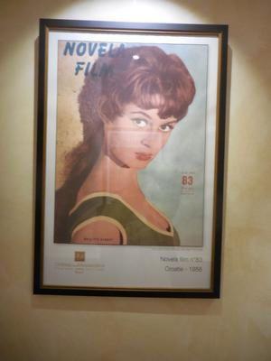 Exposition Brigitte Bardot au chateau de la Messardière