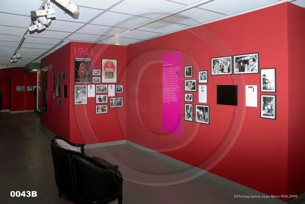 Exposition Brigitte Bardot...