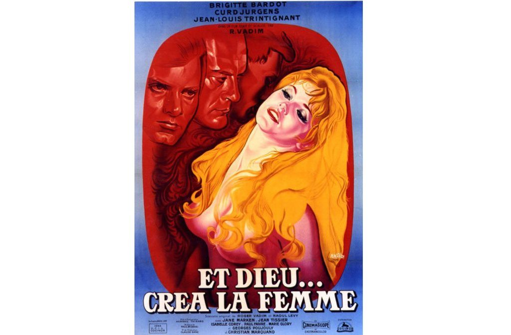 Brigitte Bardot : Le 28 novembre 1956 : Et Vadim... créa Bardot