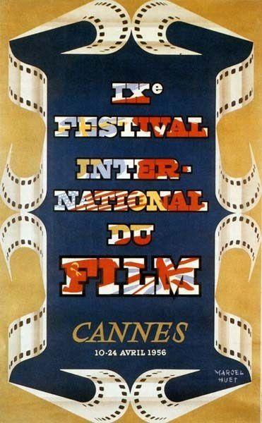 Brigitte Bardot au festival de Cannes de 1956