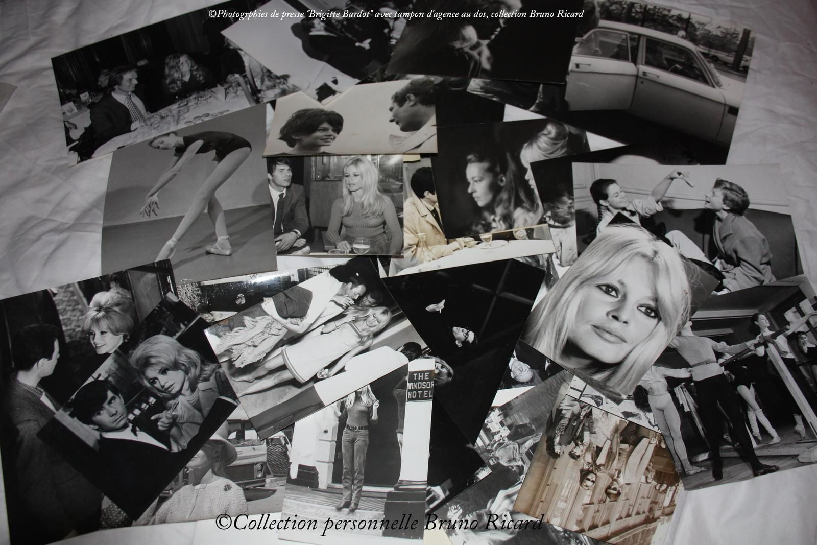 Brigitte Bardot...&quot&#x3B;Mes collections sur BB&quot&#x3B;...