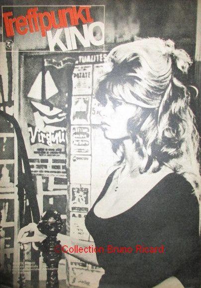 Brigitte Bardot : Nouveautés dans mes collections