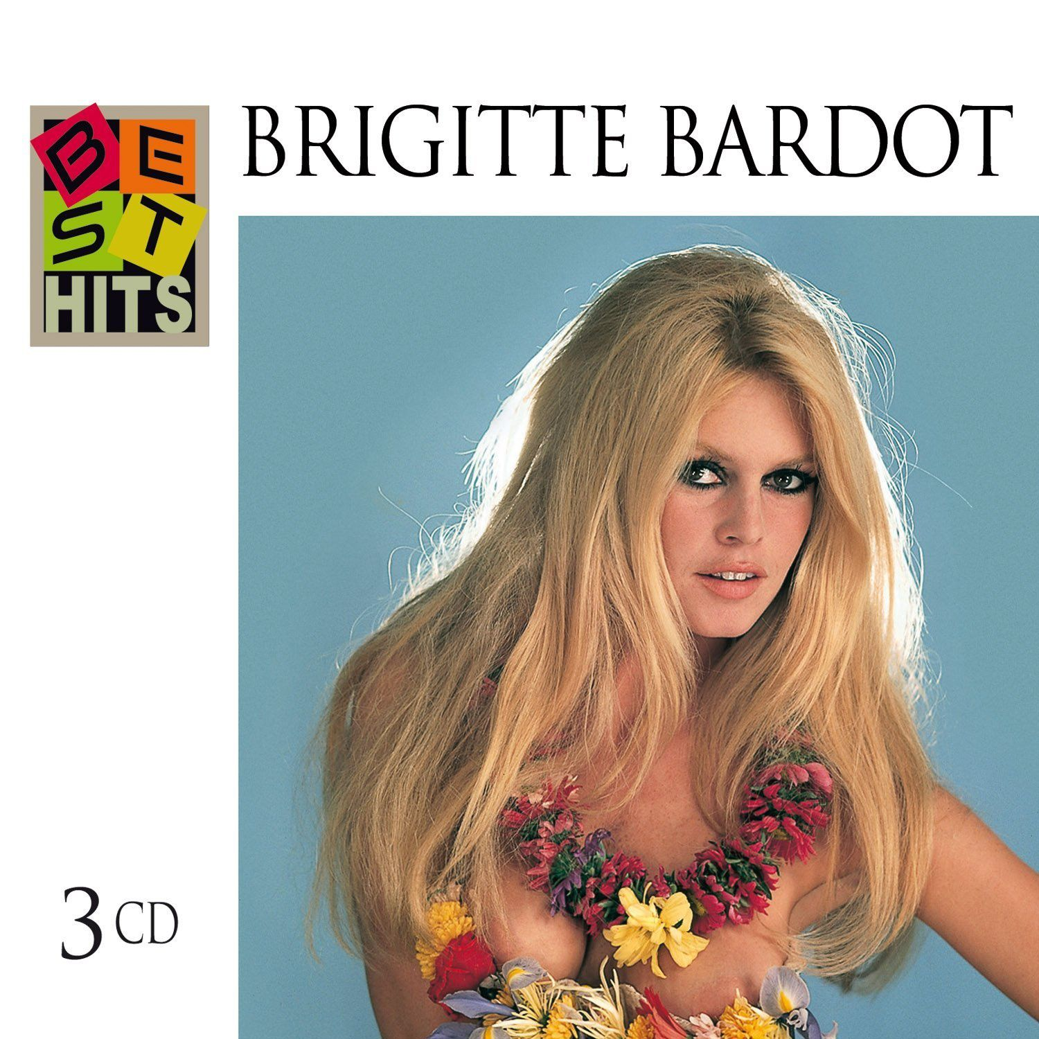 Best Hits Compilation Brigitte Bardot