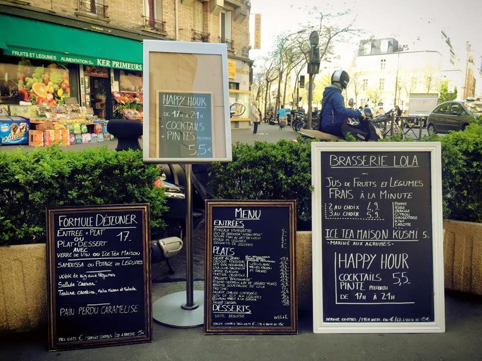 Brasserie Lola, La première brasserie Vegan de France à Paris