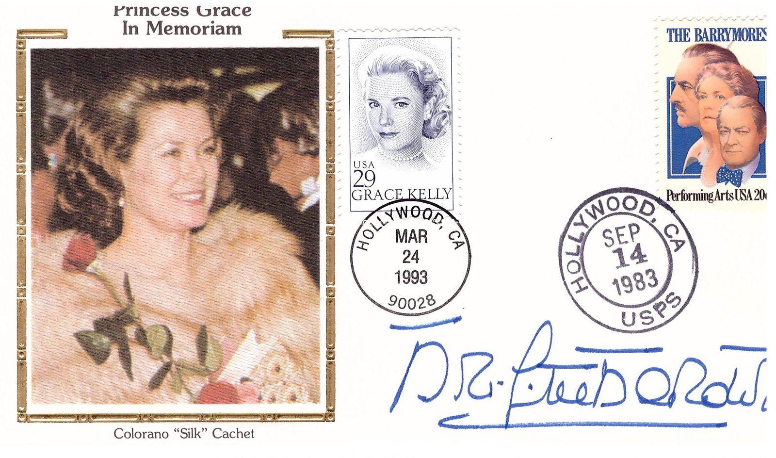 Brigitte Bardot...Des enveloppes à son éffigie...