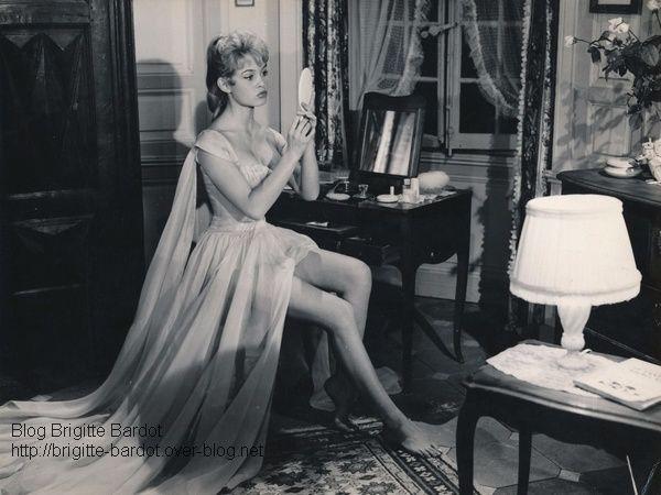Brigitte Bardot...souvenirs de cinéma...