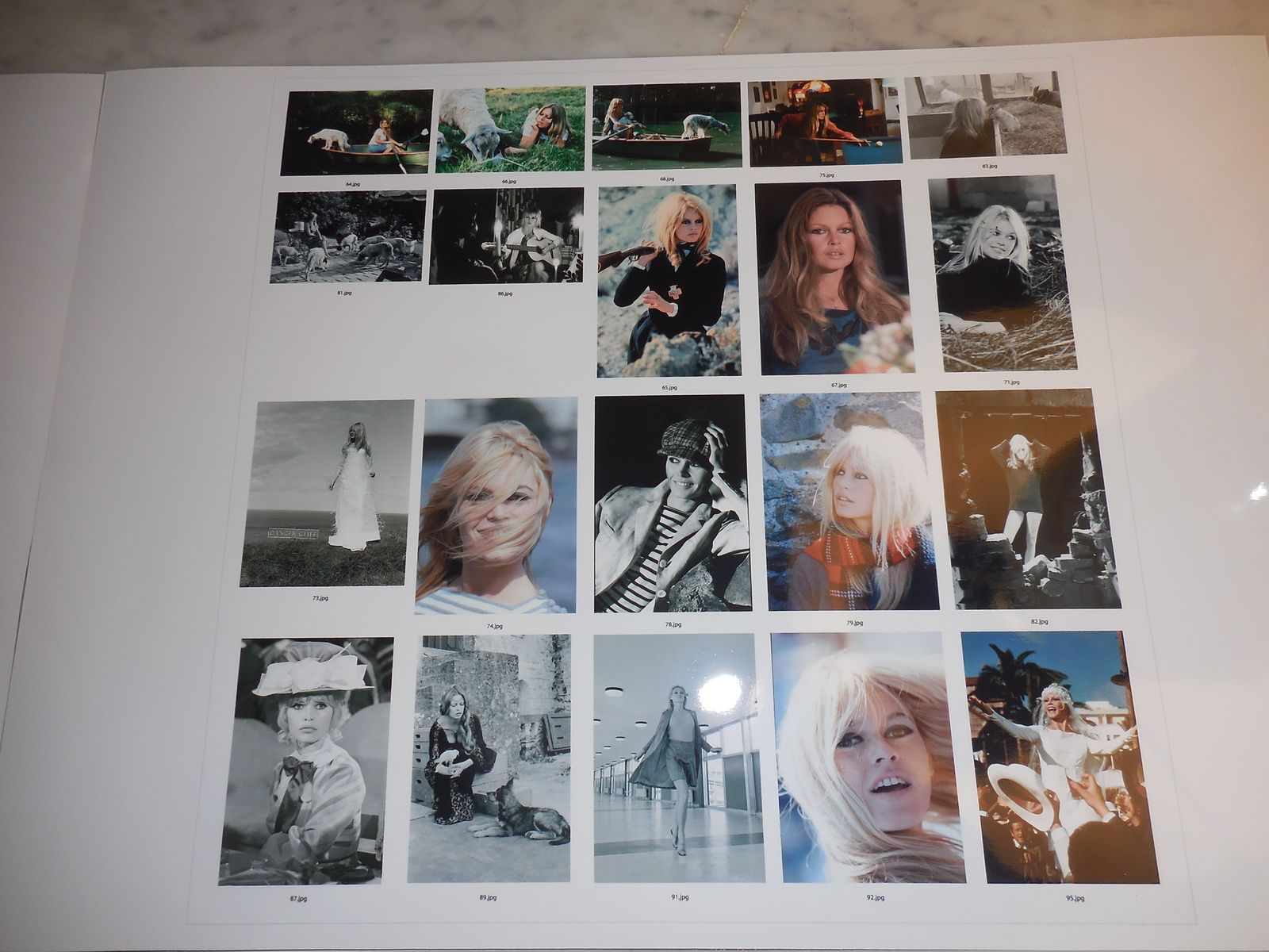 Brigitte Bardot : Coffret édition très limité...