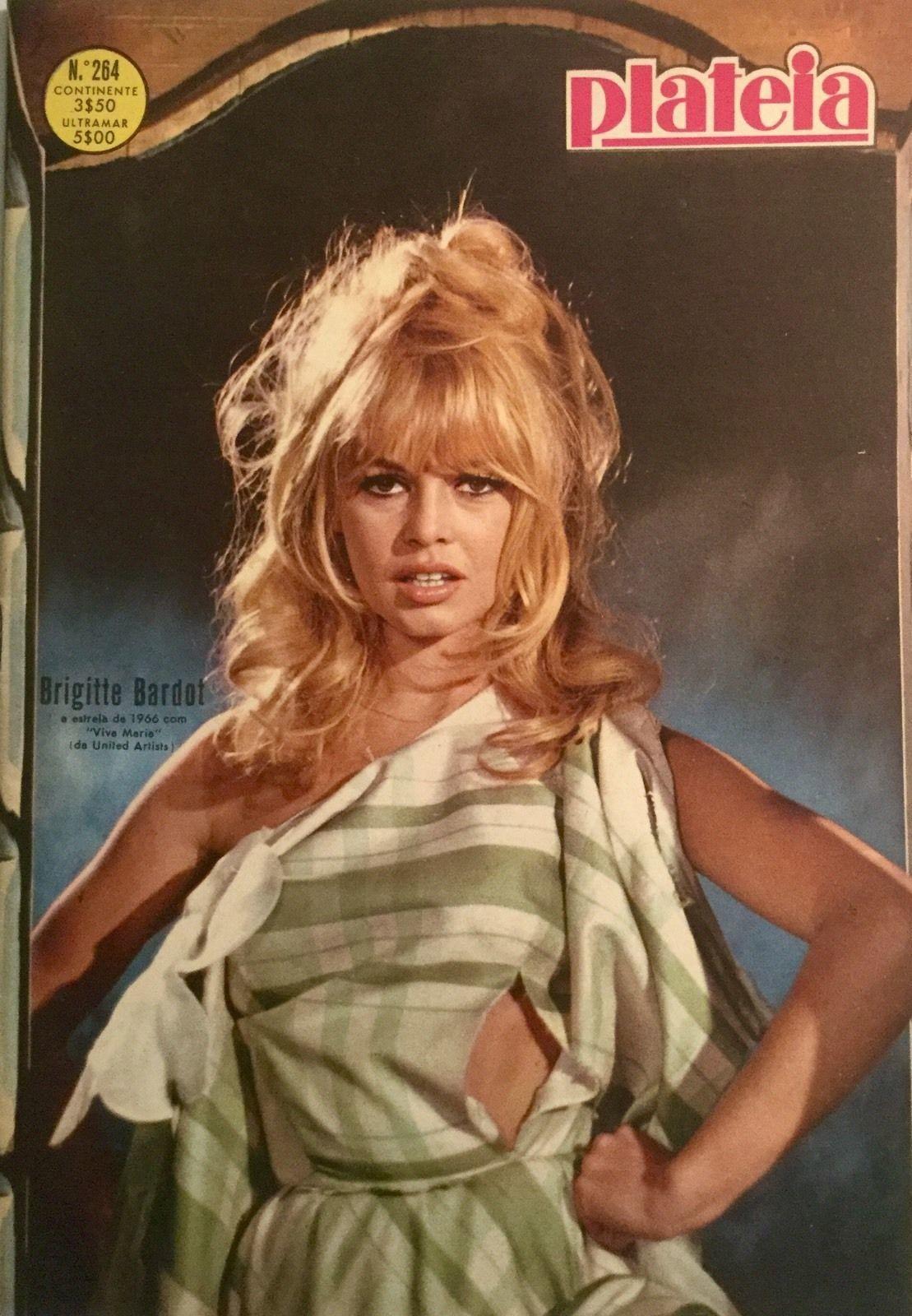 Brigitte Bardot : Nouveautés dans mes collections...suite