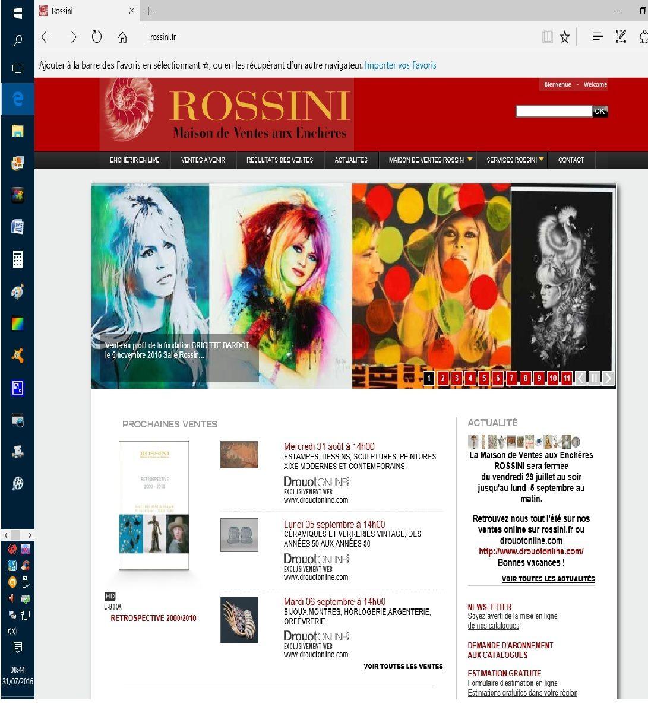 Brigitte Bardot : Vente aux enchères au profit de la fondation éponyme