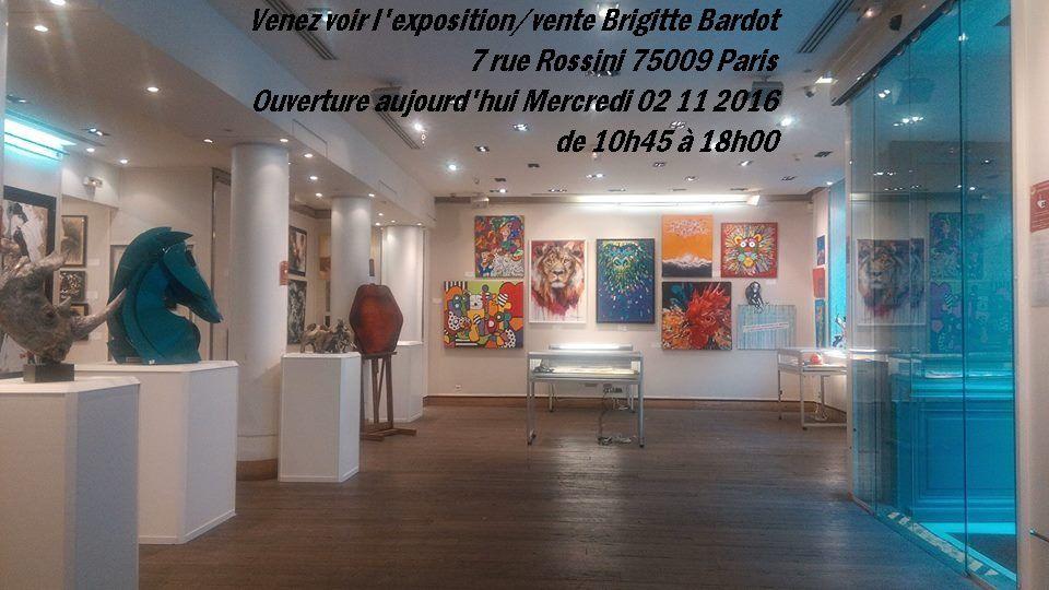 Brigitte Bardot : Exposition/vente aux enchères...